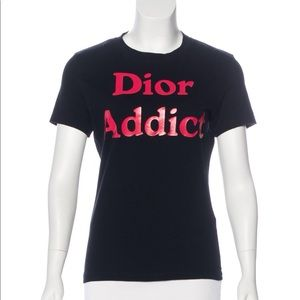 Dior Tops - Dior Addict T-Shirt